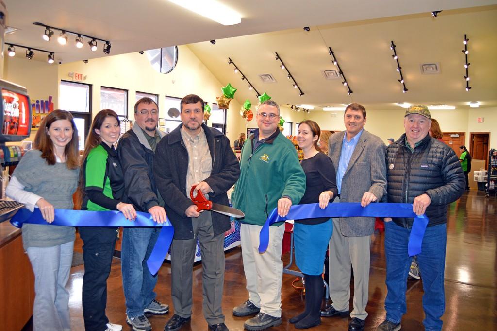 15 1113 Ojibwa Express Convenience Grand Opening Celebration
