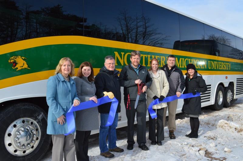 Checker Transport NMU Bus