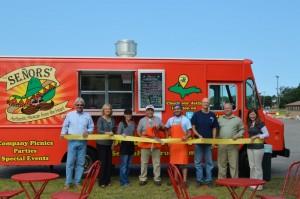 Senors' Food Truck 7.28.14