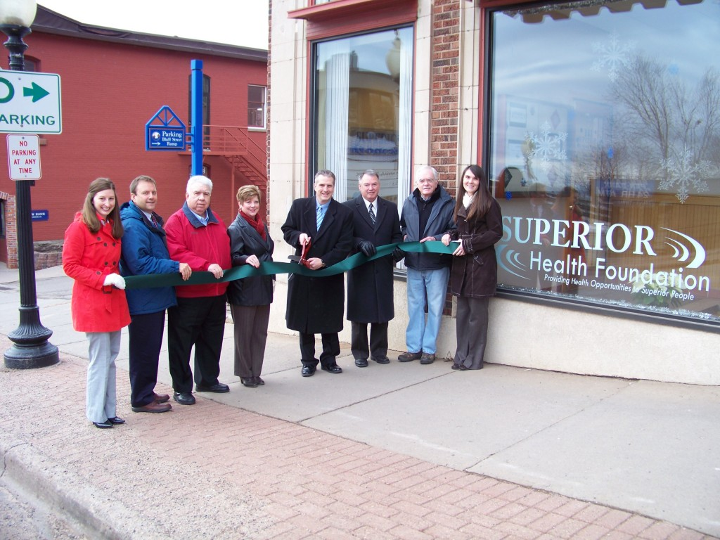 Superior_Health_Foundation_Ribbon_Cutting