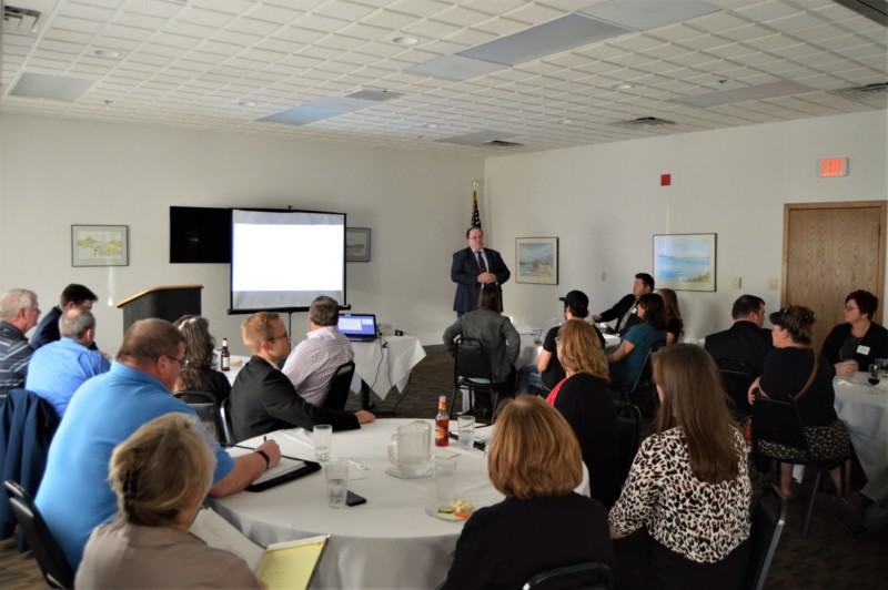 Kick Off Event Held For Baraga County Edc Lake Superior